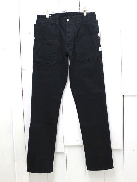 SASSAFRAS 【ササフラス】 FALL LEAF SPRAYER PANTS DUCK/NAVY (SF-161157)