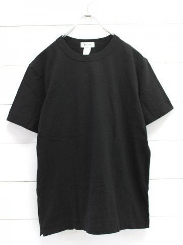 BETTER(ベター)<br>MID WEGHT CREW NECK S/S T-SHIRT RAFFY COTTON (BTR1603)