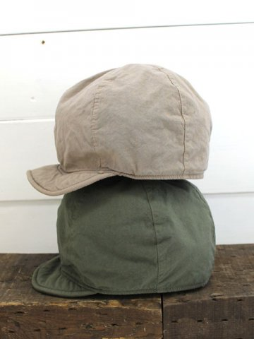 DECHO(デコー) NEWS BOY CAP (SLSL08)