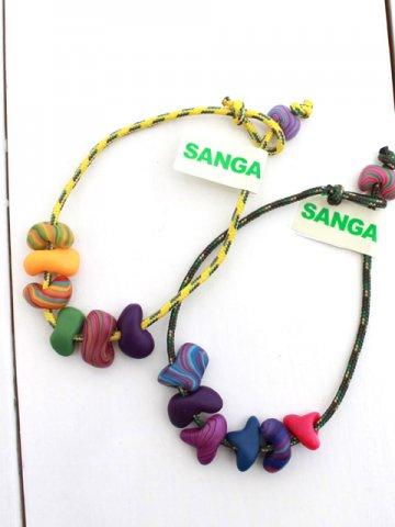 SANGA(サンガ) ANKLET STONE