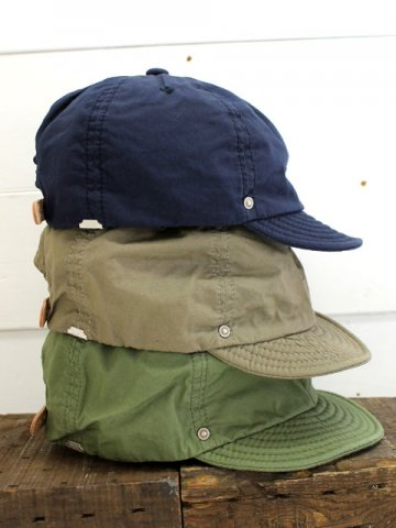 DECHO(デコー) BALL CAP BUCKLE - VENTILE - (DE-11)