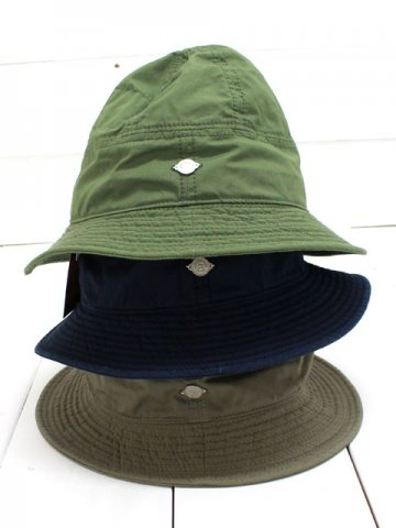 DECHO(デコー) FARMER HAT - VENTILE - (D-13)