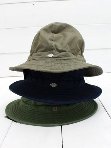 DECHO (デコー) HUNTER HAT - VENTILE - (DE-14)