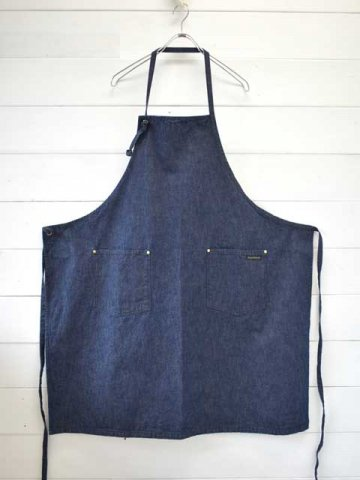 NAPRON(ナプロン) DENIM CRAFT APRON (NP-AP09)