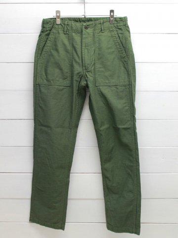 orslow (オアスロウ) SLIM FIT FATIGUE PANTS MEN'S (01-5032)