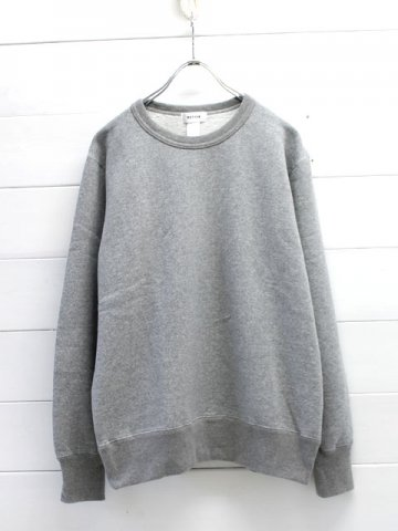 BETTER(ベター) CREW NECK PULL-OVER BTR1610N (BTR1610N)