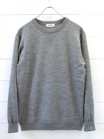 BETTER(ベター) MERINO SWEATER (BTRK1603)