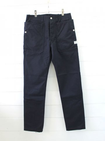 SASSAFRAS(ササフラス)<br>FALL LEAF SPRAYER PANTS VENTILE WEST POINT / NAVY (SF-171276)