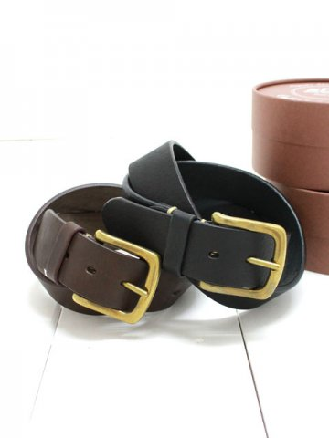 SLOW(スロウ) tochigileather 40mm belt (HS24E)