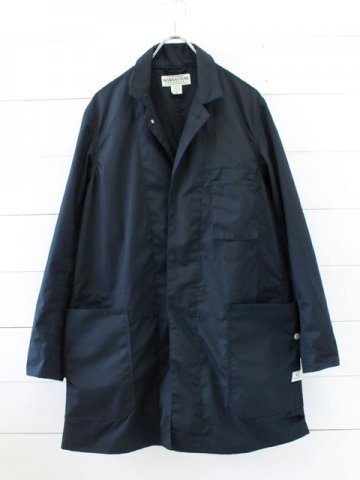 SASSAFRAS(ササフラス)<br>WHOLE LEAF COAT T/CWEATHER / NAVY (SF-181291)