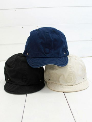 DECHO(デコー) BALL CAP -WEATHER- (3-1SD18)
