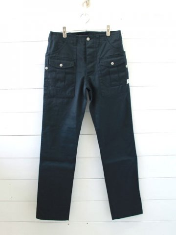SASSAFRAS(ササフラス)<br>BOTANICAL SCOUT PANTS WEST POINT / NAVY (SF-181321)