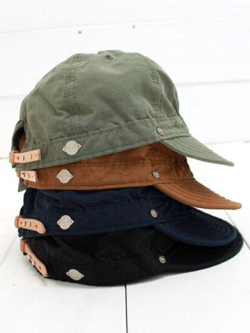 DECHO(デコー) SHALLOW KOME CAP (8-1AD18)