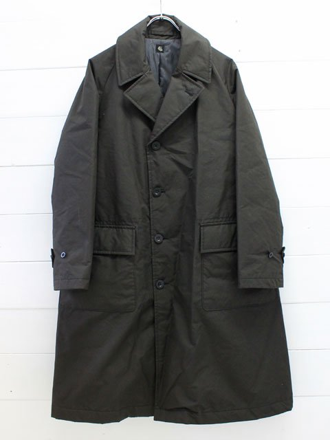 KAPTAIN SUNSHINE (キャプテンサンシャイン) Padding Chesterfield Coat (KS8FCO07)
