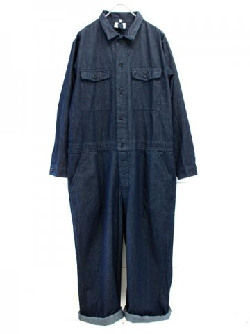 yarmo(ヤーモ) Boiler Suit (YAR-18AW P6)