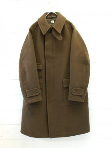KAPTAIN SUNSHINE (キャプテンサンシャイン) Traveller Coat (KS8FCO01)