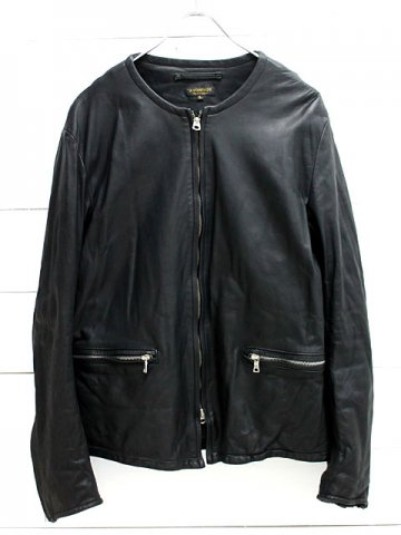 A VONTADE (アボンタージ) Cafe Racer Jacket (RD-092-18-AW)