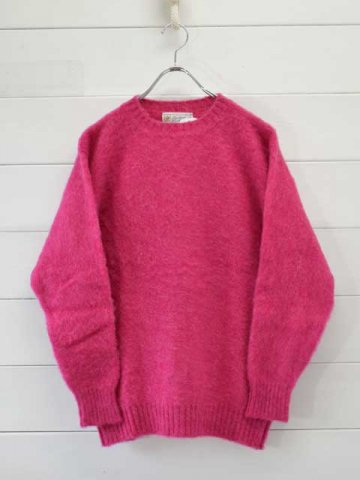 <img class='new_mark_img1' src='https://img.shop-pro.jp/img/new/icons23.gif' style='border:none;display:inline;margin:0px;padding:0px;width:auto;' />●20%OFF●SHETLAND WOOLLEN CO. (シェットランドウーレン)<br>CREW NECK VEST (SWC-18AW)