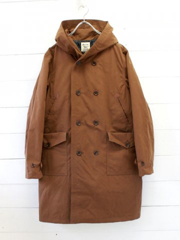 Jackman(ジャックマン) Spectator Coat (JM8995)