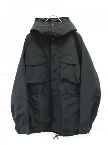 SASSAFRAS(ササフラス)<br>DIGS CREW BUD JACKET 60/40 BLACK (SF-191516)