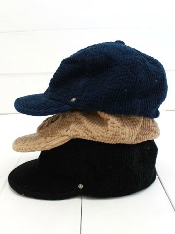 DECHO(デコー) BALL CAP -Corduroy- (9TEX-EN02)