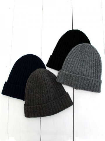 DECHO(デコー) WOOL WATCH CAP (10-4AD18)