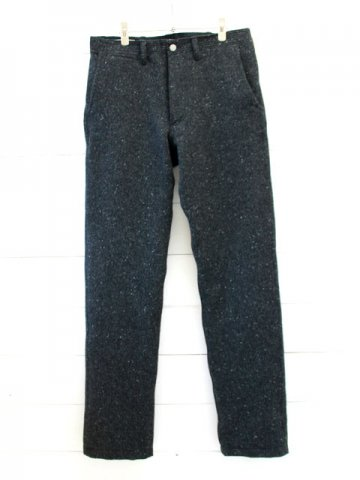 SASSAFRAS(ササフラス)<br>SPRAYER PANTS BLANKET / CHARCOAL (SF-181412)
