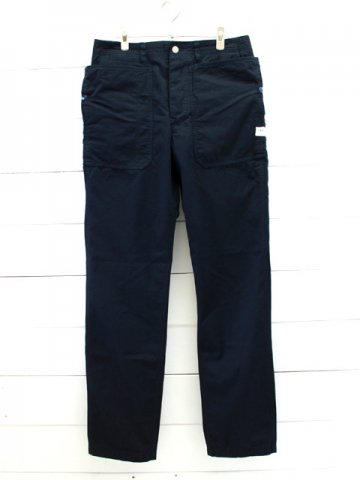 SASSAFRAS(ササフラス)<br>FALL LEAF SPRAYER PANTS WEATHER/ NAVY (SF-191444)