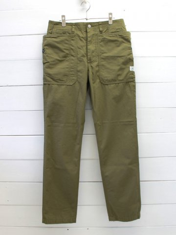 SASSAFRAS(ササフラス)<br>FALL LEAF SPRAYER PANTS WEATHER OLIVE (SF-191444)