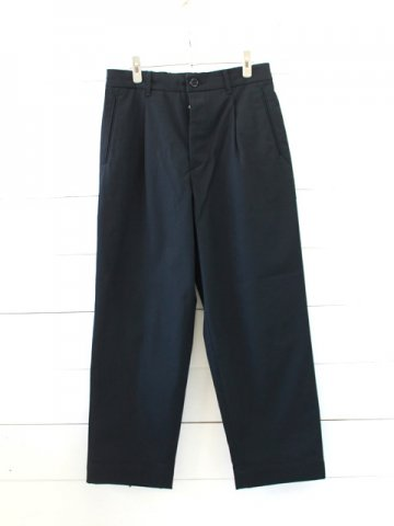 A VONTADE (アボンタージ) 1 Tuck Atelier Easy Pants (VTD-0400-PT)