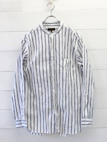 A VONTADE (アボンタージ)<br>Banded Collar Shirts - C/L Chambray - (VTD-0312-SH)