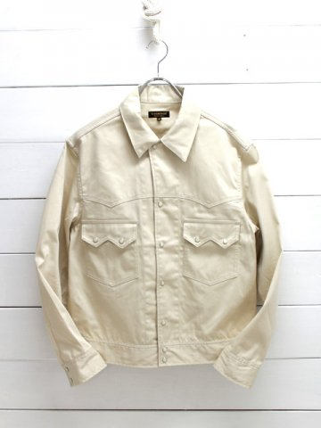 A VONTADE (アボンタージ)  Cowboy Jacket Sateen (VTD-0363-JK)