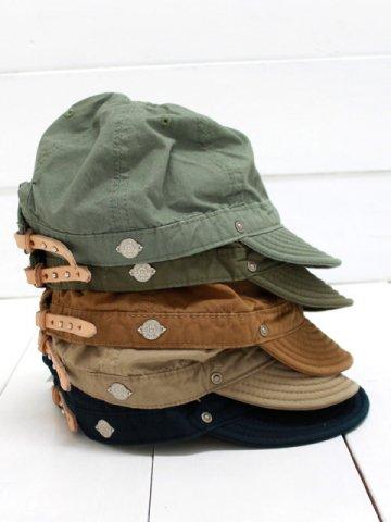 DECHO(デコー) SHALLOW KOME CAP (2-1SD19)