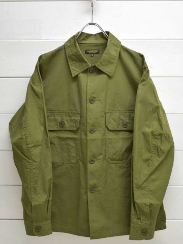 A VONTADE (アボンタージ)  Utility Shirt Jacket (VTD-0292-JK)