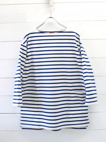 A VONTADE (アボンタージ) Boatneck3/4sleeve (VTD-0482-CS)