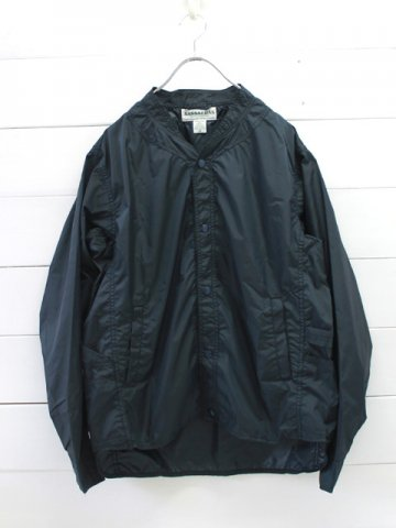 SASSAFRAS(ササフラス)<br>VASE WALL JACKET NYLON TAFFETA NAVY (SF-191428)