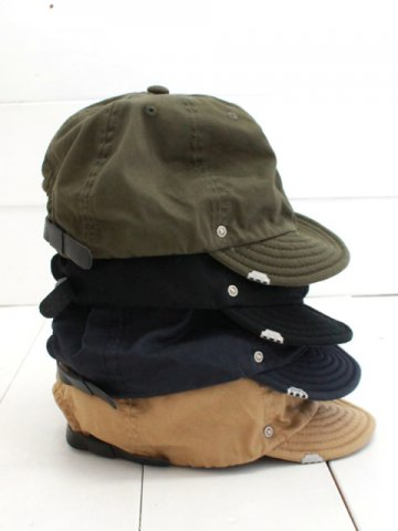 DECHO(デコー) BALL CAP - CHINO - (3-5SD19)
