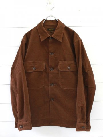 A VONTADE (アボンタージ)  Utility Shirt Jacket (VTD-0292-JK-CD)