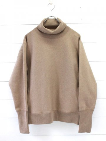 A VONTADE (アボンタージ)  Turtle Neck Sweat (VTD-0441-CS)