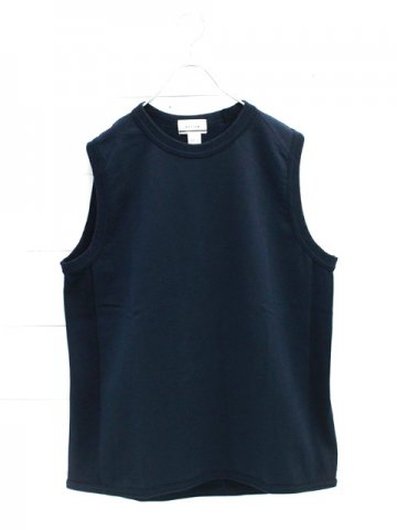 BETTER (ベター) MID FLEECE PULL-OVER VEST (BTR1933)