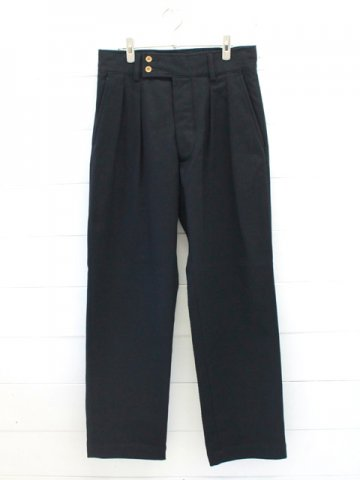 A VONTADE (アボンタージ) <br>Kersey French Trousers (VTD-0420-PT)