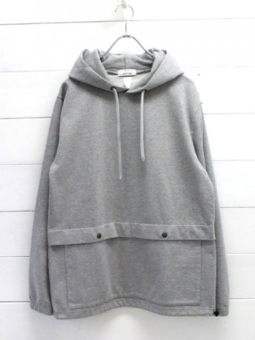 BETTER (ベター) MID FLEECE PULL-OVER HODY (BTR1934)