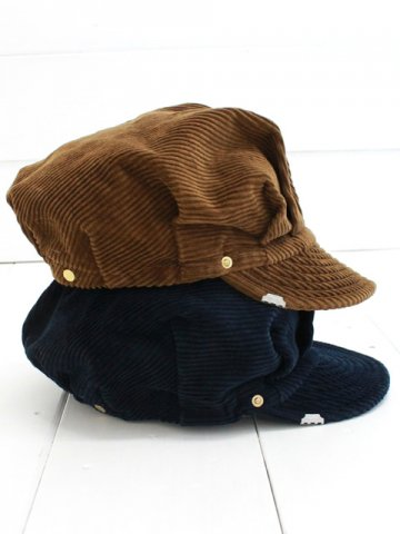 DECHO×ANACHRONORM(デコー×アナクロノーム)<br>EASY WORK CAP (ANDC-051)