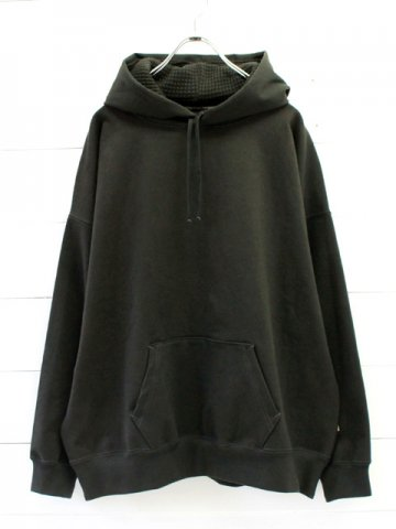 KAPTAIN SUNSHINE (キャプテンサンシャイン)<br>Stretch Sweat P/O Hoody (KS9CS05)
