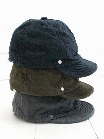 DECHO(デコー) JACQUARDQUILT BALL CAP (9-3AD19)