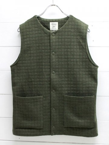 Jackman (ジャックマン) Jersey Vest (JM8981)