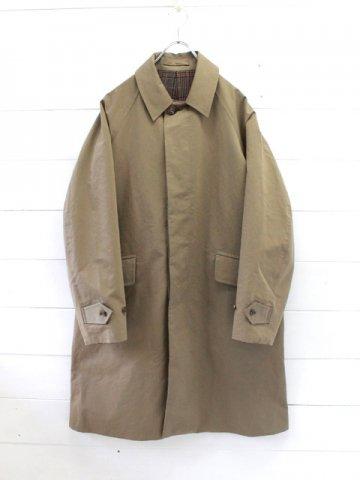 A VONTADE (アボンタージ)<br>Reversible Balmacaan Coat (VTD-0395-JK)