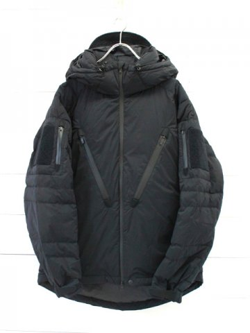 MANUAL ALPHABET × NANGA (マニュアルアルファベット×ナンガ) <br>M/A PCU DOWN JACKET (MA-J-244)