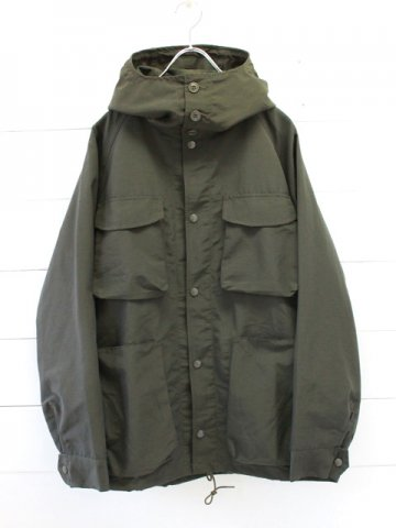 SASSAFRAS(ササフラス)<br>DIGS CREW BUD JACKET 60/40 OLIVE (SF-191516)