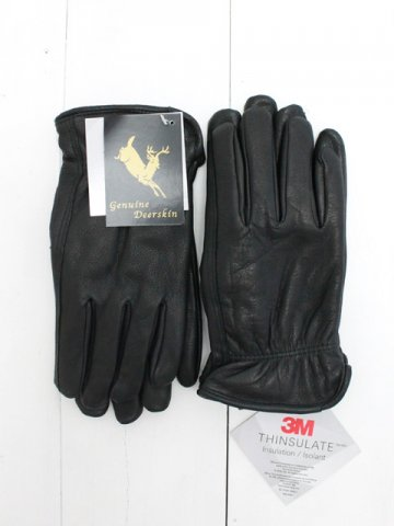 North American Trading (ノースアメリカントレーディング) <br>DEERSKIN GLOVE Thinsulate (G-013T)